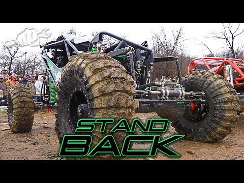 Tim Cameron STAND BACK 1400 HP Rock Bouncer
