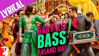 Lyrical: Baby Ko Bass Pasand Hai Song with Lyrics | Sultan | Salman Khan | Anushka Sharma | Irshad thumbnail