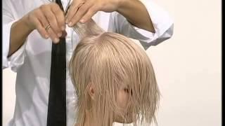 СТРИЖКА и ОКРАСКА волос(СТРИЖКА и ОКРАСКА волос техника стрижки стрижки на средние волосы стрижки на длинные волосы модные стрижк..., 2013-10-05T16:47:03.000Z)