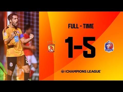 #ACL2021 - Group J | Guangzhou FC (CHN) 1 - 5 Port FC (THA)