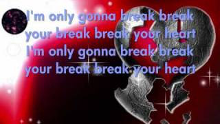 Taio Cruz feat. Ludacris - Break Your Heart With Lyrics