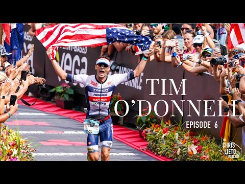 Tim O'Donnell on Being Vulnerable, Letting Go, and Be Your Best | Chris Lieto Podcast