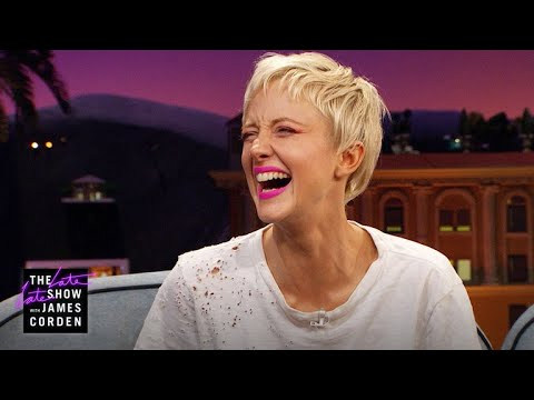 Andrea Riseborough Had a Dance with Beyonce