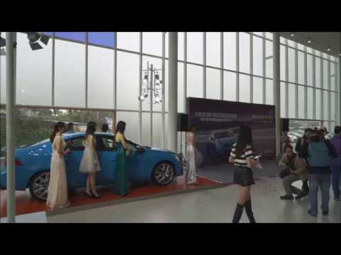 Delivery Ceremony for the First Volvo Polestar Sold in China