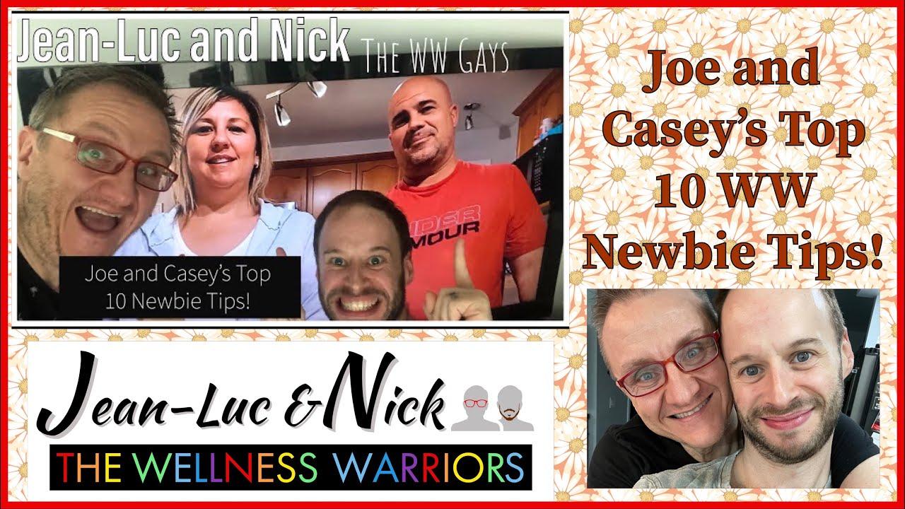 Joe and Casey's Top 10 WW Newbie Tips!