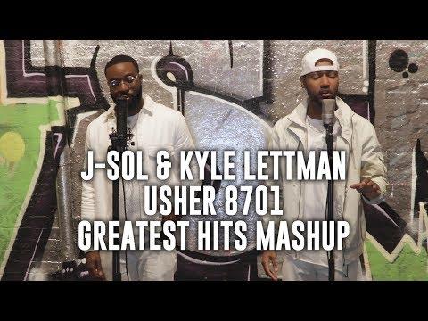 Usher Greatest Hits Mashup (Kyle Lettman And J-Sol)