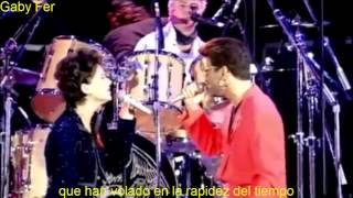 Queen,Lisa Stansdfield y George Michael These Are The Days Of Our Lives Live At Wembley(Sub HD)