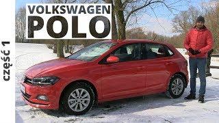 Volkswagen Polo 1.0 TSI 115 KM, 2018 - test AutoCentrum.pl