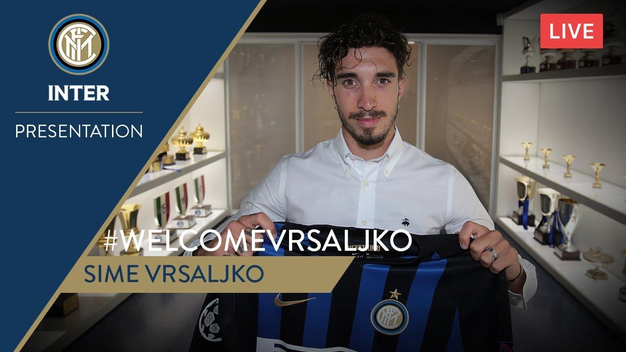 Vrsaljko's presentation to be streamed live on Facebook, YouTube ...