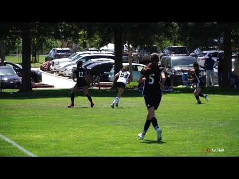 April 15, 2018-  California Thorns U17 Academy 2 -  State Cup (Round of 16)