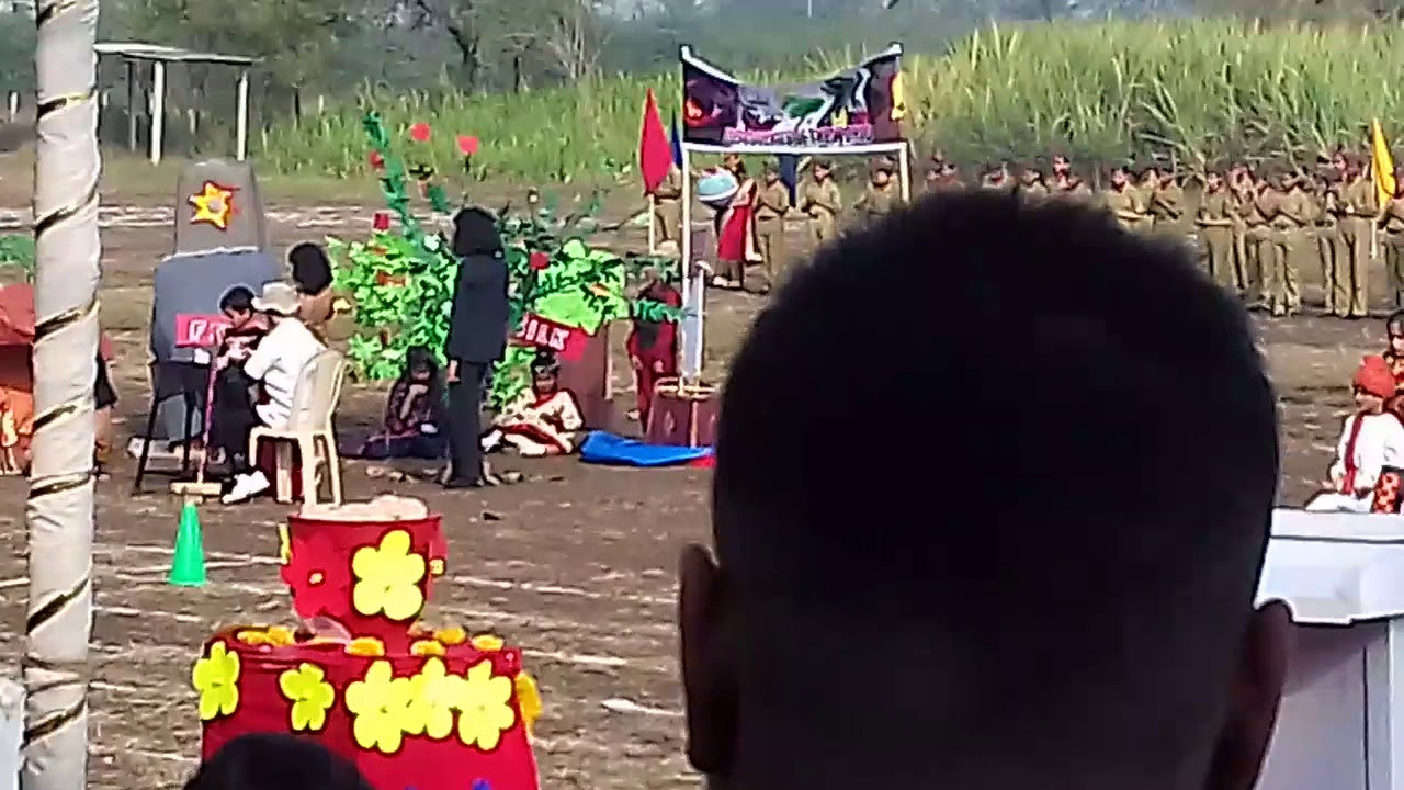 Santhome school sangli annual sports - YouTube