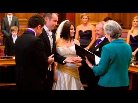 Cardiff City Hall Wedding