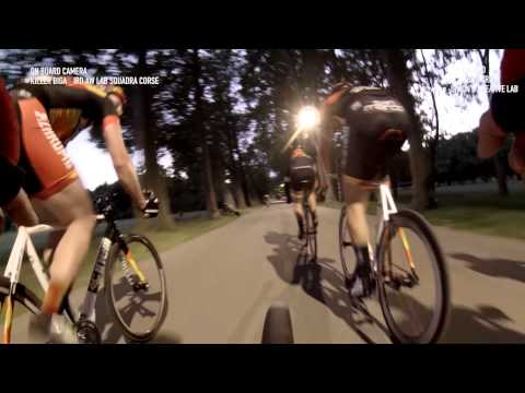 Oxeego Lambro Crit - Highlights KIller Biga on board camera