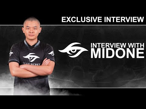 Dota 2 | Team Secret - MidOne Talks About Everything! | EXCLUSIVE Behind the Scenes Interview