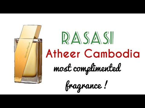 MOST COMPLIMENTED FRAGRANCE OF 2017 | Rasasi | Exotic Scents