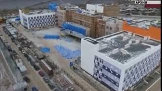 """Новая школа в """"Южном городе"""" откроет минимум 10 первых классов"""