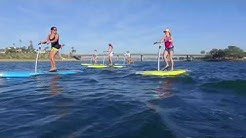 Leg Powered Paddle Boards | Hobie Mirage Eclipse