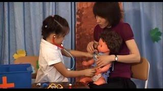 Сюжетно Ролевые ИГРЫ для Детей 5 -6 лет | Развивающие Игры для Детей | Советы Родителям 👪