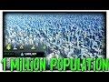 1 MILLION POPULATION CITIES SKYLINES TIM