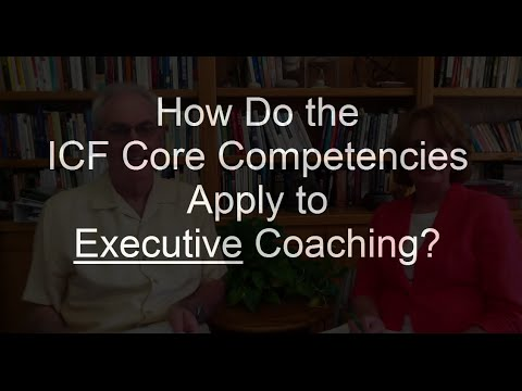 ICF Core Competencies & Executive Coaching