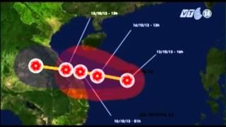 VTC14_Thông tin về bão số 11