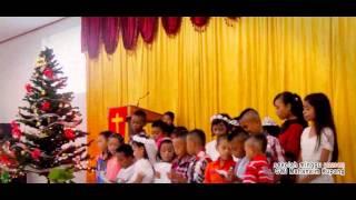 Koor Sekolah Minggu -  Gereja WesIeyan Indonesia Jemaat Mahanaim Kupang NTT
