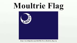 Moultrie Flag