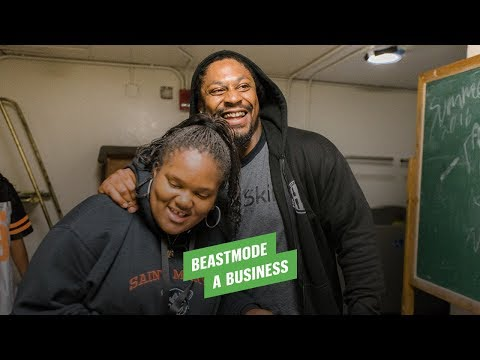 Beast Mode a Business with Marshawn Lynch of Oakland Raiders