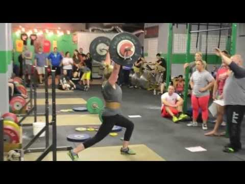Out of Step CrossFit - In House Competition #1