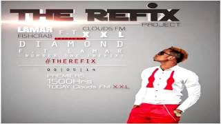 Diamond Ft Davido Number One Remix Audio Electro
