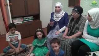 Из Палестины в Дагестан. Благотворительный фонд НАДЕЖДА.