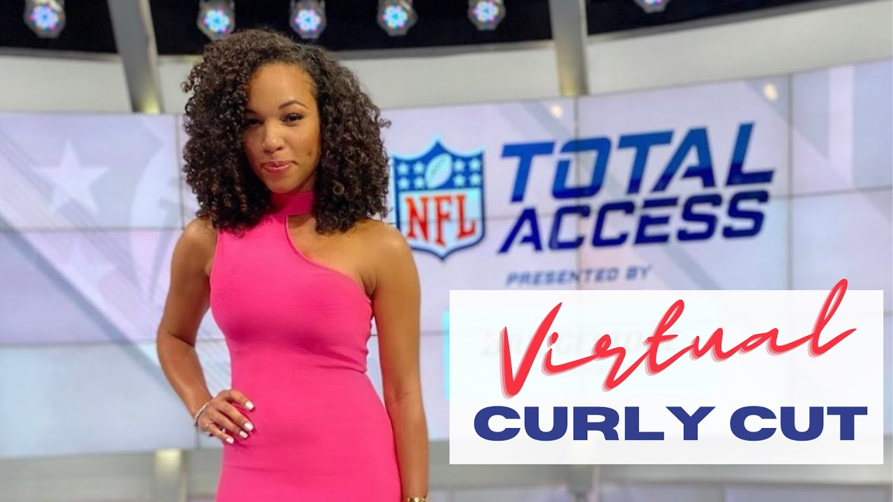 Virtual Curly Cut w/ MJ Acosta-Ruiz of NFL Total Access