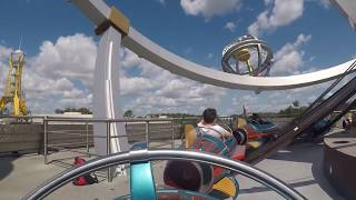 Astro Orbiter 2017 POV at Magic Kingdom | GoPro Hero 5