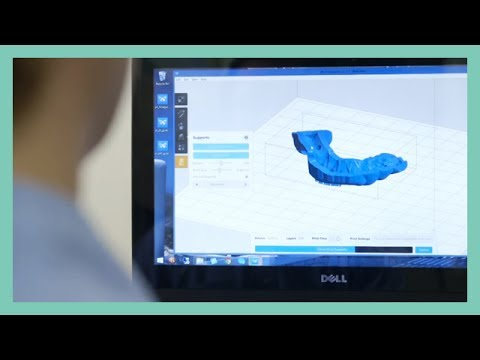 Dental Resin for 3D Printed Surgical Guides