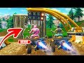 *NIEUWE* QUAD CRUSHER RACE! - Fortnite Nederlands
