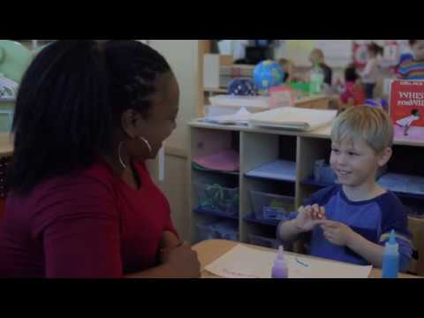 The whole-child approach in early education
