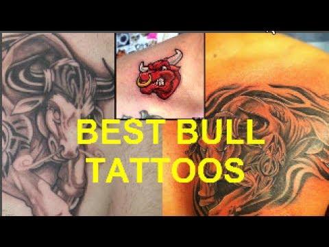 The Best 20 Bull Tattoos for Men