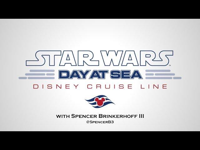Star Wars Day at Sea Presentation