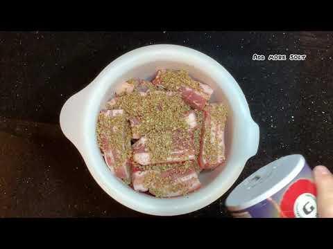 Pork Recipes Salted Pork Row Russian