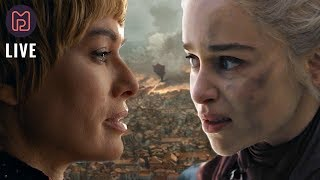 "Game of Thrones Staffel 8 Folge 5 ""Die Glocken""   Moviepilot Live"
