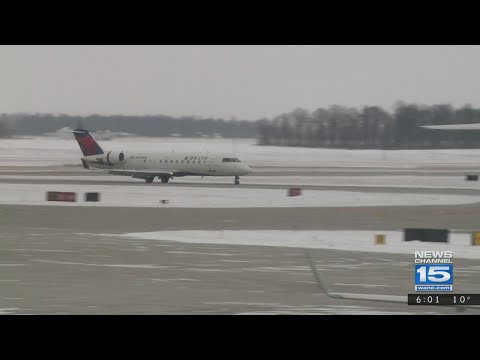 Fort Wayne Airport 2018 Improvements