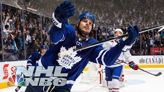 Top Goals From The 2019-20 Nhl Season Before Play Was Suspended | Nhl | Nbc Sports