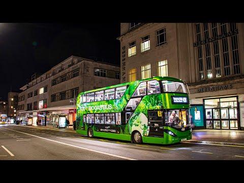 Plymouth Citybus N280 DD18GAS (4797)