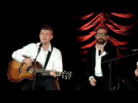 Backstreet Boys - Shape Of My Heart - Live At Dominion Theatre London - February 2015