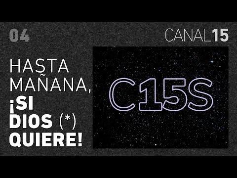 Canal 15 #04: Cierres de transmisiones