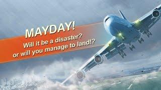 MAYDAY! 2 Terror In The Sky - EMERGENCY LANDING [HD] - [iOS] Trailer Gameplay