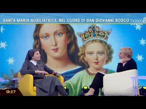 Santa Maria Ausiliatrice, nel cuore di San Giovanni Bosco