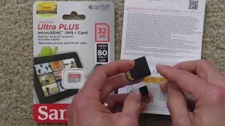 Latest SanDisk Fake MicroSD vs. Authentic Original SanDisk Ultra Micro SD HC