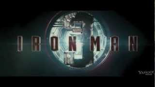 Iron Man 3 - Theatrical Trailer # 2 [Trailer Music]