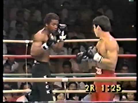 Don Wilson vs Maurice Smith
